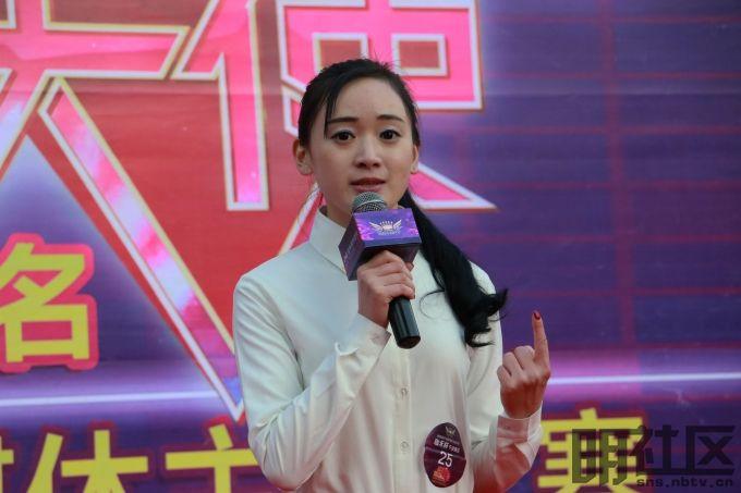 """""""城市天使""""首场海选在宁波书城举行"""