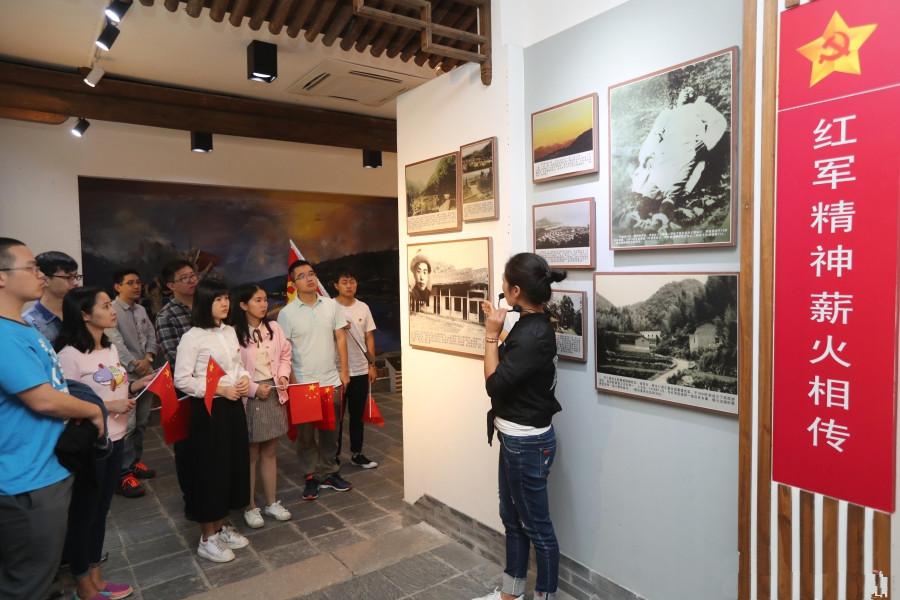 温州:红色旅游升温