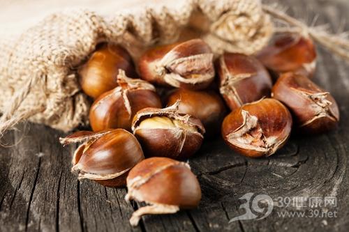 这个季节多吃板栗 不仅养发还能养肾哦!