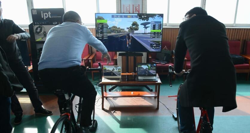 首届全国智能体育运动会2018年底在杭州举办