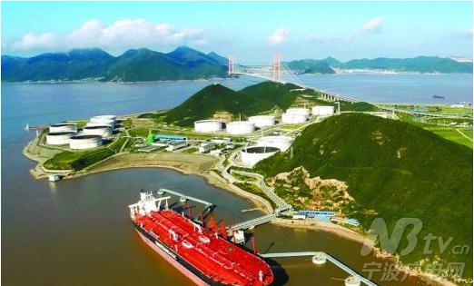 舟山加快海洋经济转型升级全力推进新区建设纪实