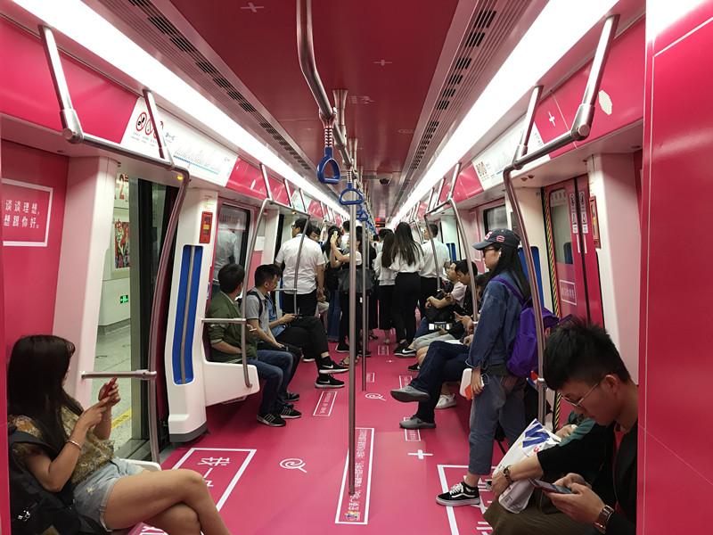 邂逅宁波地铁