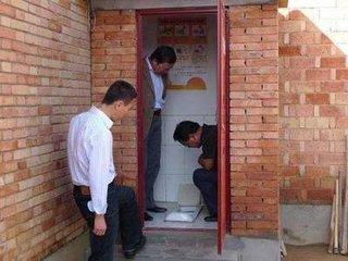 """""""厕所革命""""农村厕改出奇招 舒适卫生还环保"""
