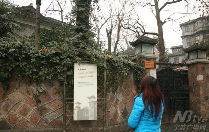 杭州西湖景区内的蒋经国旧居大门紧闭,成为一处久未现世的深宅大院,而