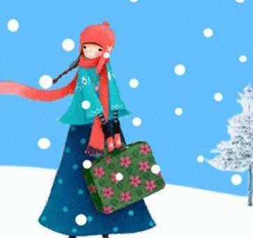 """冬季美丽""""冻人"""" 当心寒气入体"""