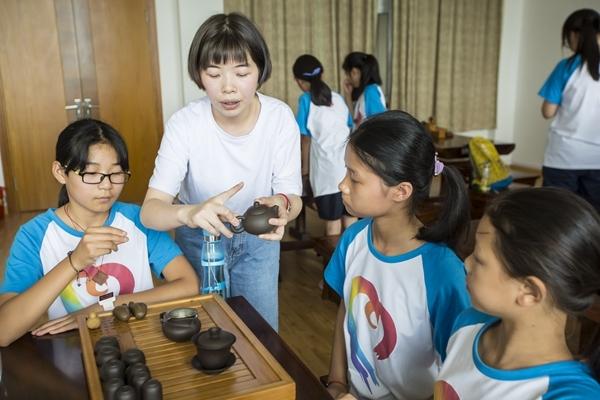 宁波这场夏令营 168名同学学会感恩、承担和彼此照顾