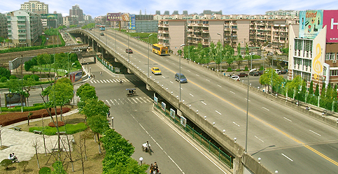 宁波市区风景图片大全