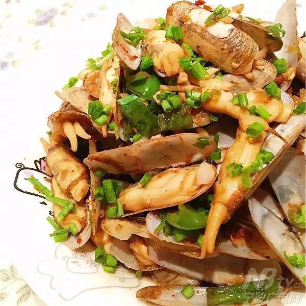 吃货注意:海鲜归来!你家餐桌上有这些菜了吗