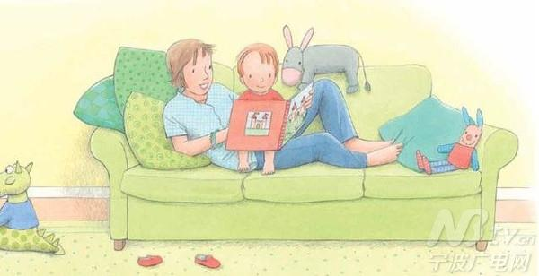 5过早接触电子设备 现在的孩子从一出生就被各种电子设备包围了,电视图片