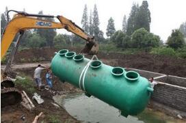 象山建成农村生活污水集中治理管网600公里