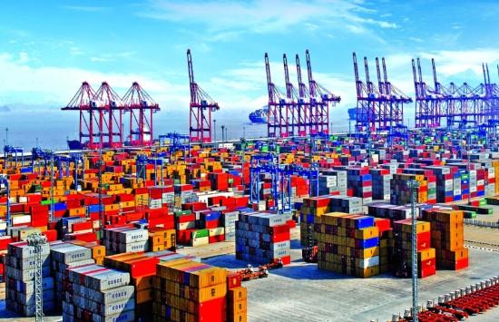 宁波舟山港又拿了世界第一!前三季度吞吐量领跑全球