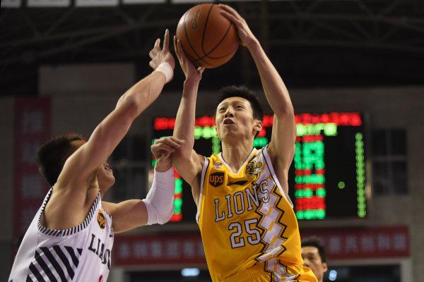 6人入选国奥 这是浙江篮球界的第一次!