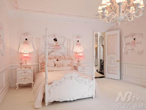 原来亿万富豪女儿的公主房是这样子的哦