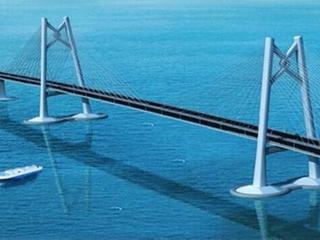 港珠澳大桥海底隧道成功合龙!预计年底通车