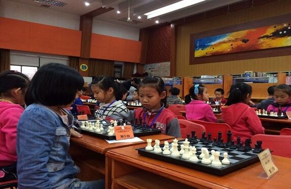 人人会下棋?鄞州东湖小学拿下一个宁波唯一