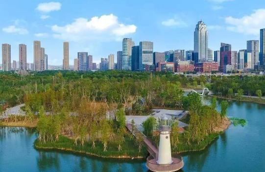 """这可能是宁波最""""全能""""的公园了!快看看在你家附近吗?"""