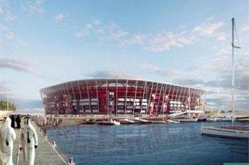 卡塔尔世界杯新花样!采用集装箱组建体育场