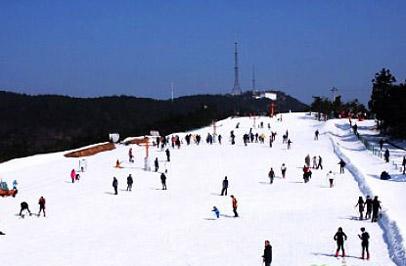 商量岗滑雪美食之旅