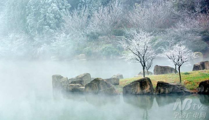 余姚风景图冬天