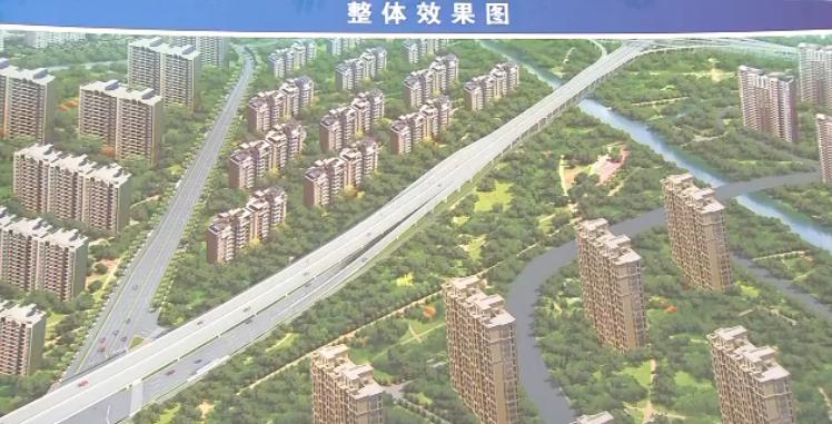 家在宁波·大工程 大项目丨环城南路西延:为城西交通添动力