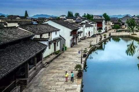 拟推荐第五届全国文明村镇文明单位公示啦 看宁波有哪些