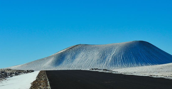 美丽中国:冰雪火山