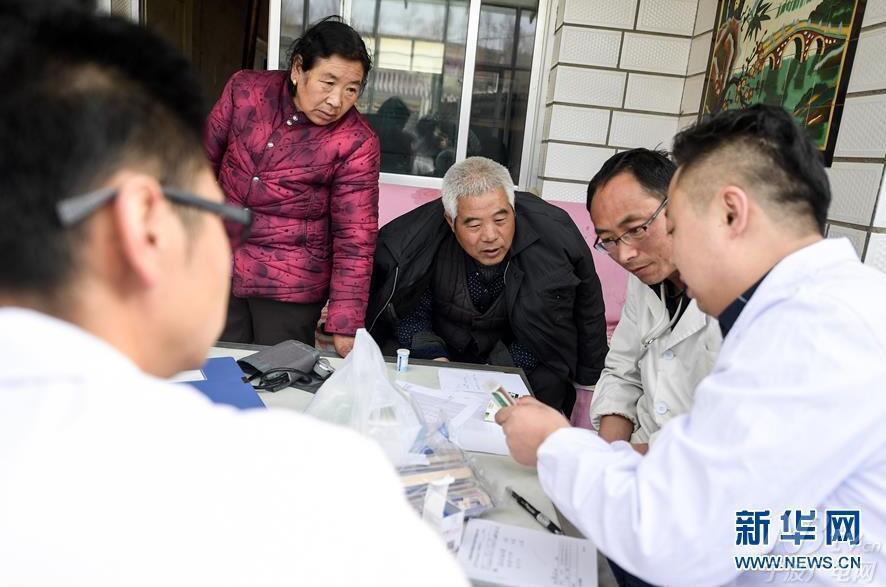 青海省西宁市第一医疗集团总院下派到西宁市大通回族土族自治县第一