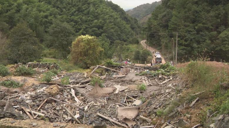 800户地质灾害点居民今年完成搬迁