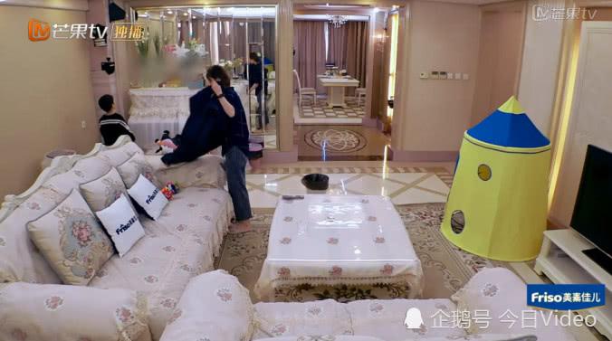 黄圣依房子卧室内景首次曝光,已经算是很低调了