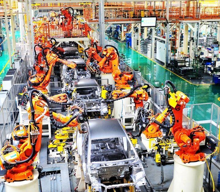 宁波汽车制造业总产值首破2000亿元 占全省的47.6%
