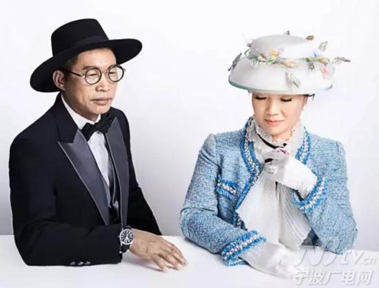 杭州50岁环卫工夫妻第一次拍婚纱照