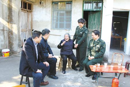 石浦王君敏:不输男儿的宁波唯一女武装部长