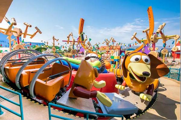上海迪士尼第七个主题园区将于4月26日开放