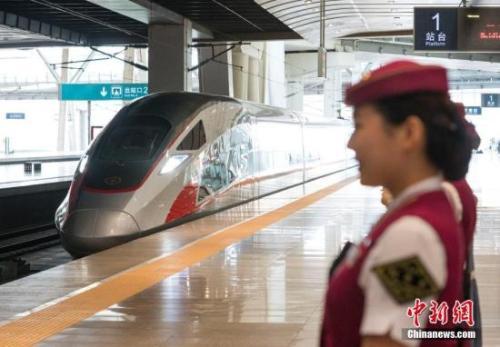 不提价!时速350公里复兴号售票京沪每天7对车